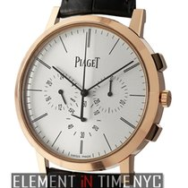 Piaget Altiplano Rose gold 41mm Silver United States of America, New York, New York
