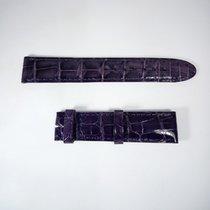 Montblanc Correa nuevo 17mm Cuero de cocodrilo