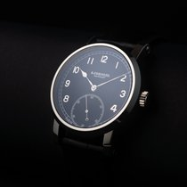 Cornehl 42mm Manual winding 2018 new Black