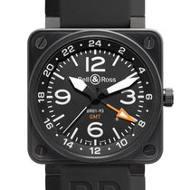 Bell & Ross BR01-93 GMT 46mm BR01-93 GMT