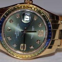 Rolex Pearlmaster 86348SABLV подержанные