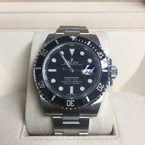 Rolex Submariner Date Stainless Steel Watch