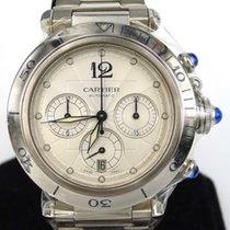 Cartier Pasha de Cartier Chronograph Ref W3103H3