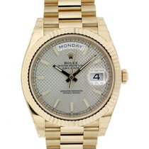 Rolex Day Date New 228238 Yellow Gold 40mm