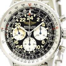 브라이틀링 (Breitling) Navitimer Cosmonaute Hand-winding Mens Watch...