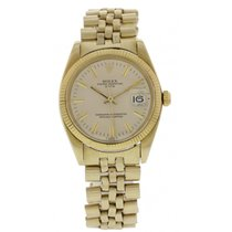 Rolex Vintage Rolex Oyster Perpetual Date 1503 14K Yellow Gold