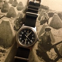 CWC G10 W10 British Army issued 1998 military watch