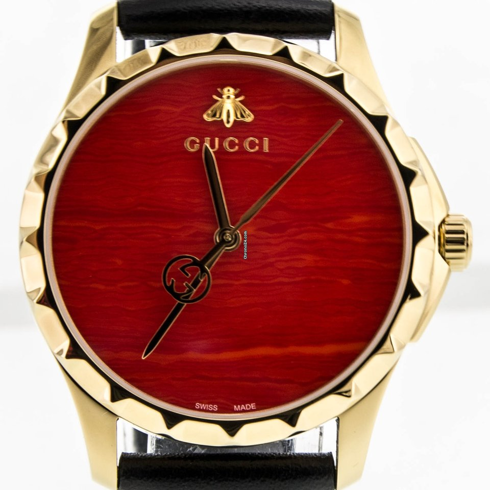 8b00d756f97 Gucci YA126464 G-TIMELESS SWISS MADE SAPPHIRE for  928 for ...