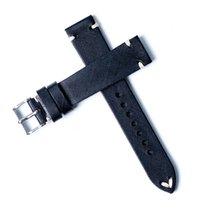 Rolex Vintage Handmade Black 18mm