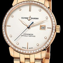 Ulysse Nardin San Marco new Automatic Watch only 8156-111B-8/991