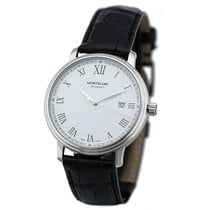 Montblanc Tradition 112609 Montblanc Automatico Tradition Data 40mm new