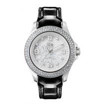 Ice Watch Reloj Ice Crystal Mujer Piel   Plateado