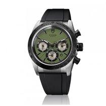 Tudor Fastrider Chrono neu Automatik Uhr mit Original-Box und Original-Papieren M42010N-0008