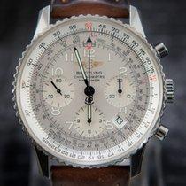 Breitling Navitimer Chronograph Automatic Rare White -...