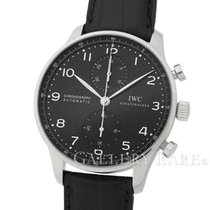 IWC Portuguese Chronograph IW371447 2018 новые