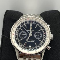 Breitling Navitimer 2010 125th Anniversary STEEL A2632213/3944
