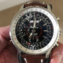 Breitling Montbrillant Datora Steel 43mm United Kingdom, Kirkcaldy