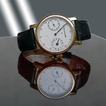 Blancier Or jaune 42mm Remontage manuel occasion