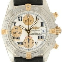 Breitling B13358 Steel Chrono Cockpit 39mm pre-owned
