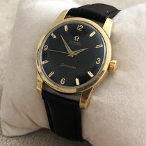 Omega Seamaster Gold/Steel 34mm