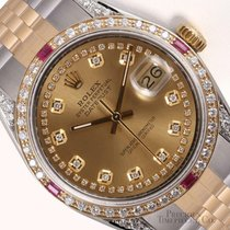 Rolex Datejust pre-owned