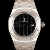 Audemars Piguet Royal Oak Lady Steel 33mm Black No numerals United Kingdom, London