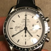 Omega Speedmaster Snoopy white/bianco