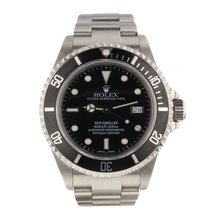 Rolex Sea-Dweller 4000 Steel Black