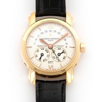 Vacheron Constantin Malte Red gold 39mm Silver United States of America, California, Beverly Hills
