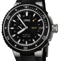 Oris ProDiver GMT 01 748 7748 7154-07 4 26 74TEB Novo Titan 49mm Automatika