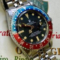 Rolex GMT-Master usato Acciaio
