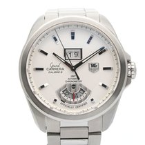 TAG Heuer Grand Carrera WAV5112.BA0901 2008 pre-owned