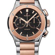 Hublot Classic Fusion Chronograph 520.NO.1180.NO 2020 new
