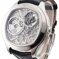Piaget Emperador 46.5mm Silver United States of America, California, Beverly Hills