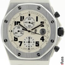 Audemars Piguet Royal Oak Offshore Chronograph Acero 42mm Árabes
