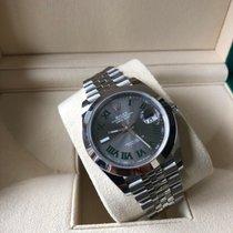 Rolex Datejust nieuw 2019 Automatisch Horloge met originele doos en originele papieren 126300