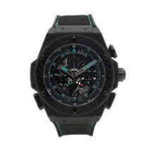 Hublot King Power Carbon Black