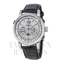 A. Lange & Söhne 410.025 Platinum 2017 Datograph 41mm United States of America, New York, Hartsdale