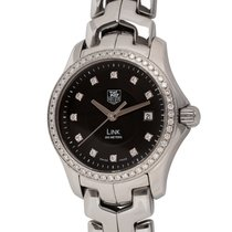 TAG Heuer Link Lady WJF131A pre-owned