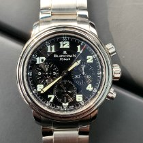 Blancpain Léman Fly-Back 2185F-1130-71 pre-owned