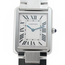 Cartier Tank Solo W5200014 pre-owned