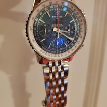 Breitling Navitimer 01 (46 MM) Steel 46mm Blue No numerals United States of America, Connecticut, Greenwich