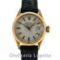 Rolex Oro rosado Automático 25mm usados Oyster Perpetual Lady Date