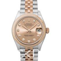 Rolex Datejust nieuw Automatisch Horloge met originele doos en originele papieren 278271-0024G