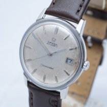 Omega 166.002 Steel 1965 Seamaster 34,5mm pre-owned