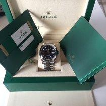 Rolex Datejust II nouveau 2019 Remontage automatique Montre avec coffret d'origine et papiers d'origine 116300