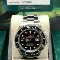 Rolex Submariner Date 168000 Transitional μεταχειρισμένο