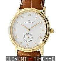 Blancpain Villeret 4795 pre-owned