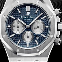 Audemars Piguet ROYAL OAK CHRONOGRAPH BLUE DIAL NOVELTY