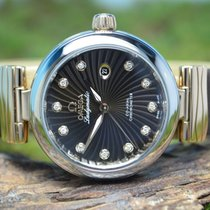 Omega Ladymatic Co-Axial 34mm Chronometer von 2017, B&P, Ref...